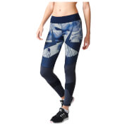 adidas Women's Wow Training Tights - Blue