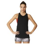 adidas Women's Performer Training Tank Top - Black