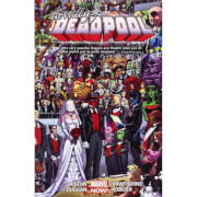 Marvel Now Deadpool: Wedding of Deadpool - Volume 5 Graphic Novel
