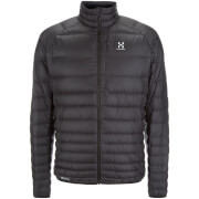 Haglofs Men's Essens III Down Jacket - True Black/Magnetite