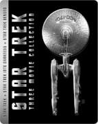 Star Trek (2D)/Star Trek Darkness (2D & 3D)/Star Trek Beyond (2D & 3D) - Zavvi Exclusive Steelbook