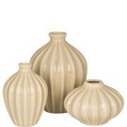 Broste Copenhagen Amalie Ceramic Vase - Moonstruck