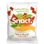 Snact Fruit Jerky - Apple & Mango