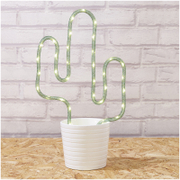Nylon Cactus Light - Green