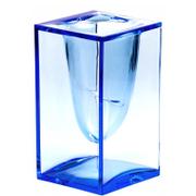 Lexon Liquid Pen Pot - Blue