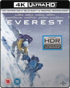 Everest - 4K Ultra HD (Includes UltraViolet Copy)