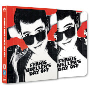 Ferris Bueller's Day Off - Zavvi Exclusive Limited Edition Slipcase Steelbook (Limited to 2000 Copies)