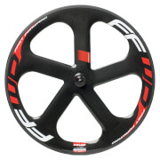 Fast Forward 5 Spoke Front Track Wheel