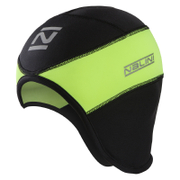 Nalini Warm Hat - Black/Fluro Yellow