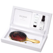 Balmain Hair Golden Brush Set (Worth £136.20)