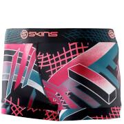 Skins DNAmic Women's Booty Shorts - Junkyard Geo