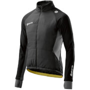 Skins Plus Men's Skylab Run Puffer Jacket - Black/Pewter
