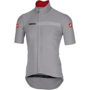 Castelli Gabba 2 Short Sleeve Jersey - Luna Grey