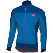 Castelli Mortirolo 4 Jacket - Blue