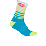 Castelli Reghina 13 Cycling Socks - Turquoise