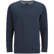 Produkt Men's Crew Neck Jumper - Dress Blues