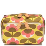 Orla Kiely Oval Flower Wash Bag