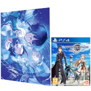 Sword Art Online: Hollow Realization - Includes Pre-order DLC Costume Pack & Limited Signed Lithography Print