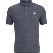 Le Shark Men's Byland Short Sleeve Polo Shirt - Mood Indigo