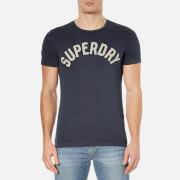 Superdry Men's Solo Sport Short Sleeve T-Shirt - Rich Navy