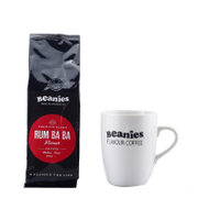 Beanies Premium Rum Ba Ba Roast Coffee