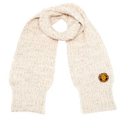 Superdry Men's Super Twist Cable Scarf - Oatmeal Twist