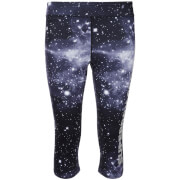 Superdry Women's Superdry Gym Logo Capri - Intergalactic