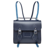 The Cambridge Satchel Company Women's Barrel Backpack - Midnight
