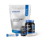Myprotein premium pakkeløsning