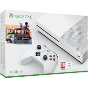 Xbox One S 500GB with Battlefield 1