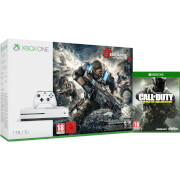 Xbox One S 1TB Console With Gears of War 4 & Call of Duty: Infinite Warfare