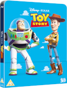 Toy Story 1 3D (Inclusief 2D versie) - Zavvi UK Exclusive Lenticular Edition Steelbook
