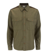 Fjallraven Men's Ovik Wool Shirt - Olive