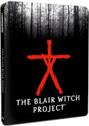 Blair Witch Project - Zavvi's Exklusive Limitierte Blu- ray Steelbook Edition