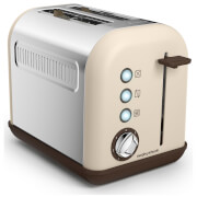 Morphy Richards 222004 Accents 2 Slice Toaster - Sand