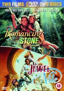 Jewel Of Nile/Romancing The Stone [Double Pack]
