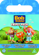 Bob The Builder - Triple Carry Pack
