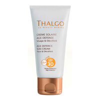 THALGO AGE DEFENCE SUNSCREEN CREAM SPF30 (50ML)