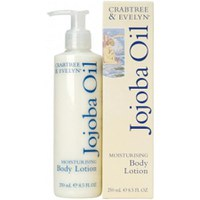 CRABTREE & EVELYN Jojobaöl Body Lotion 250ml