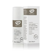 Green People Organic Base Neutral Scent Free 24 Hour Cream (50ml)