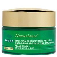 Emulsión de día NUXE Nuxuriance para pieles mixtas