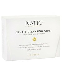 Natio Sanfte Cleansing Tücher (24 Tücher)