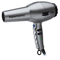 Diva Professional Rapida 3600 2000W Hairdryer - Chrome