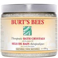 Cristales de baño terapéuticos de Burt's Bees 450 g