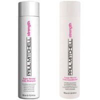 Paul Mitchell Super Strong Duo- Shampoo & Conditioner