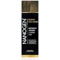 Nanogen Fibres épaississantes pour cheveux - châtain clair