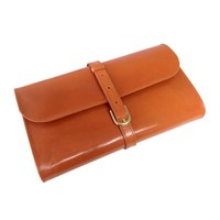 Carter and Bond Military Style Leather Wet Pack - Tan