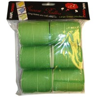 Hair Tools Snooze Rollers - Large Green 48mm