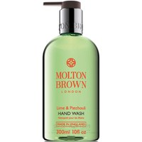 Molton Brown Lime & Patchouli Seife
