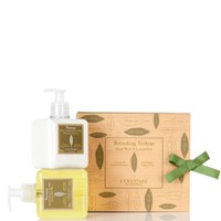 L'Occitane Verbena Hand Wash and Lotion Duo (2 x 300ml)